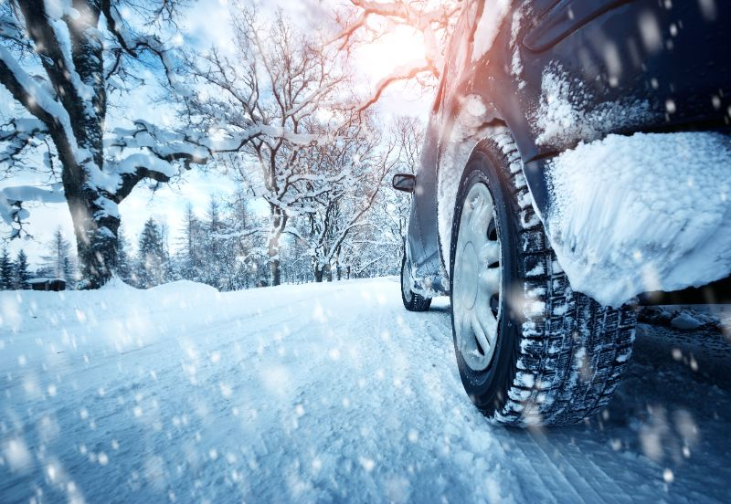 Drive Safer with Winter Tires