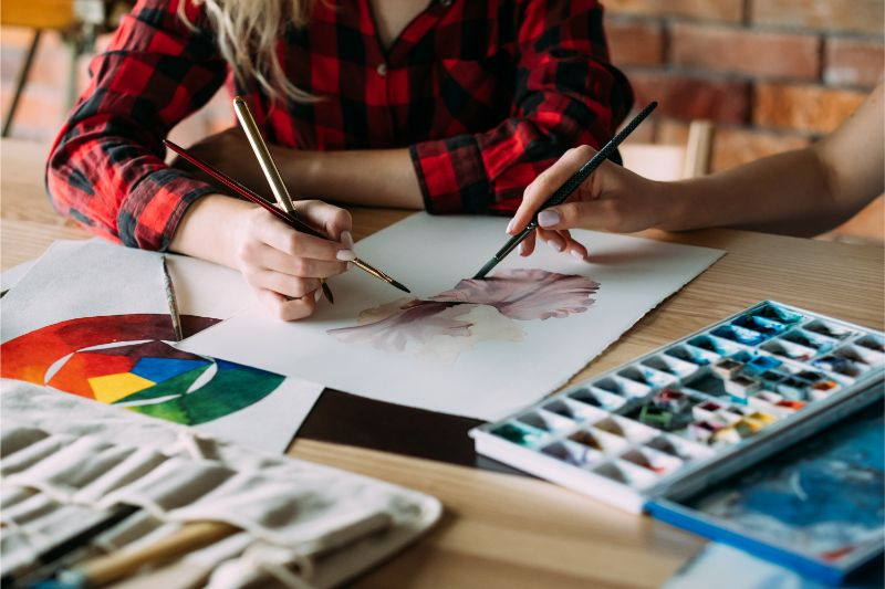 The Top 4 Reasons For Going To Art School